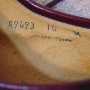 PLAYBOY Shoes - Vintage PLAYBOY 70's/80's Dress Shoes 10 Burgundy